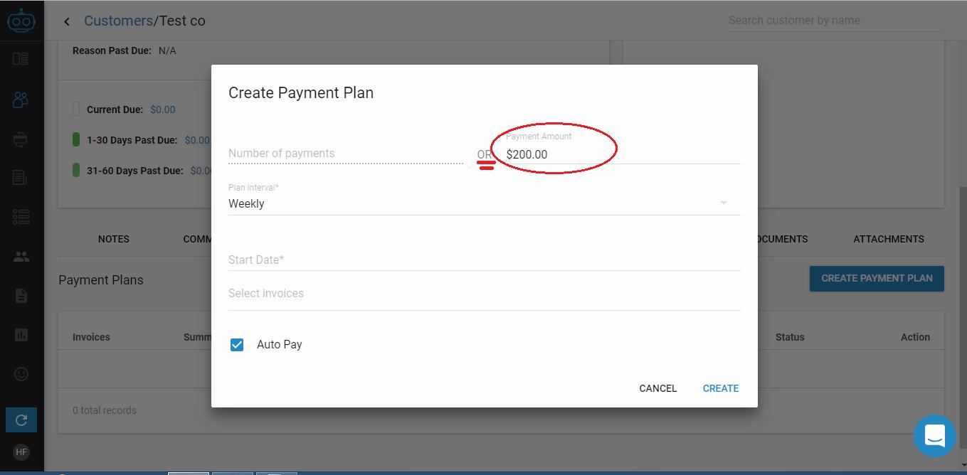 Payment Plans -3