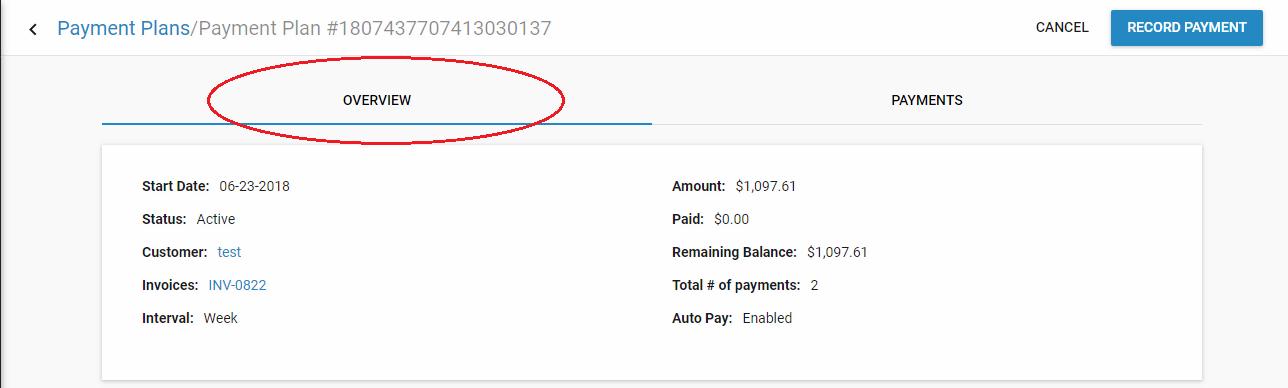 Payment Plans -9